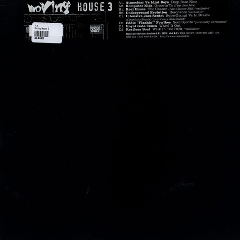 V.A. - Moving House 3