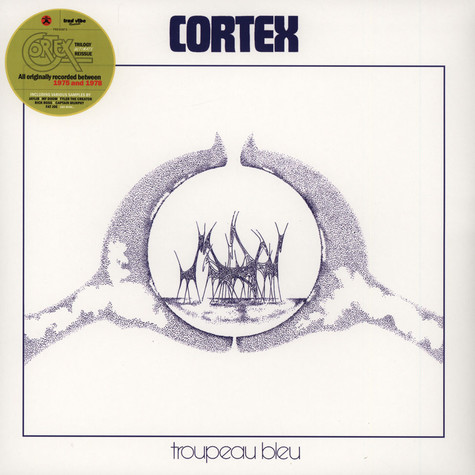 Cortex - Troupeau Bleu Black Vinyl Edition