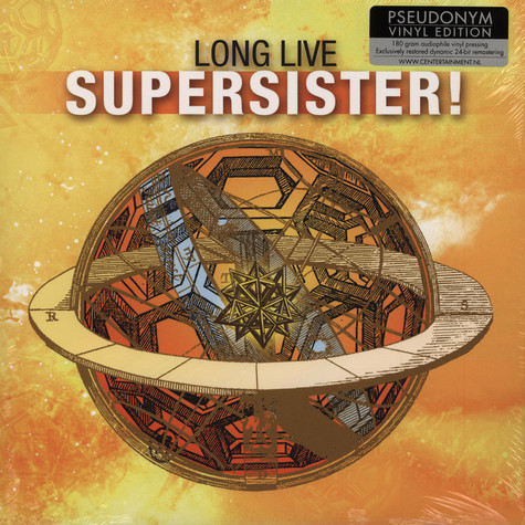 Supersister - Long Live Supersister