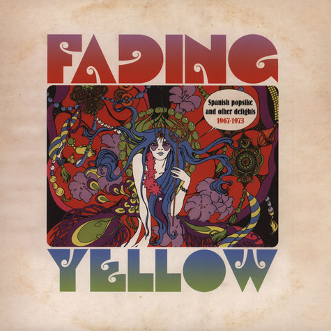V.A. - Fading Yellow Volume 14
