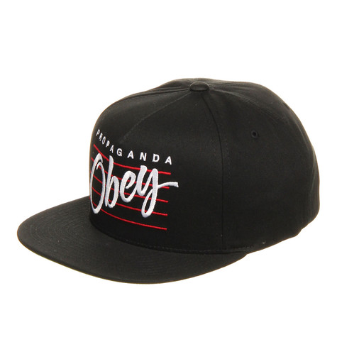 Obey - Sidelines Snapback Cap