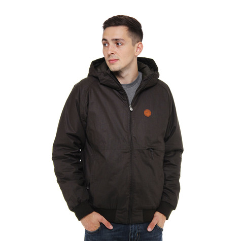 Cleptomanicx - Polarzipper Hemp Jacket