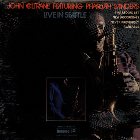 John Coltrane - Live In Seattle feat. Pharoah Sanders