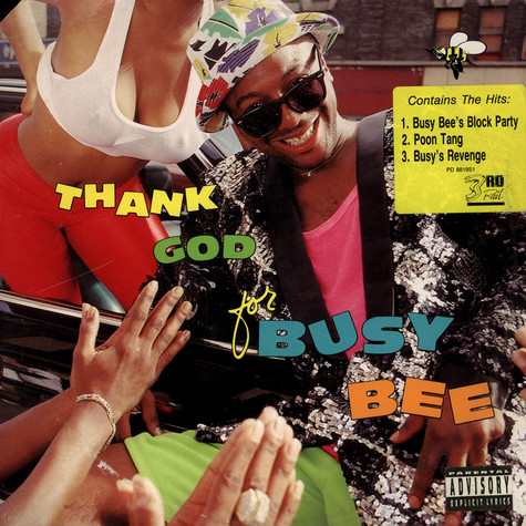 Busy Bee - Thank God For Busy Bee