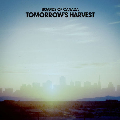 Boards Of Canada - Tomorrow's Harvest Limited Edition