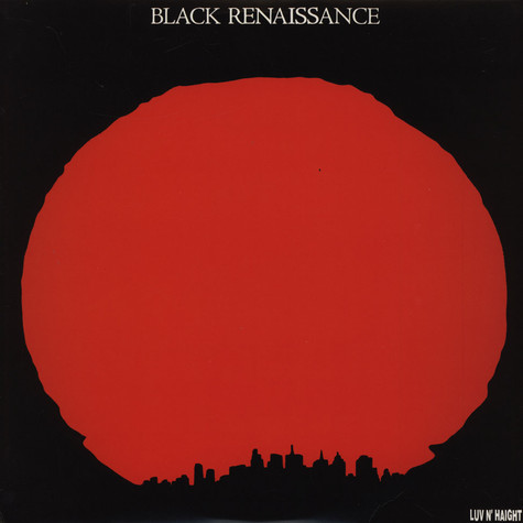Harry Whitaker - Black Renaissance Red Vinyl Edition