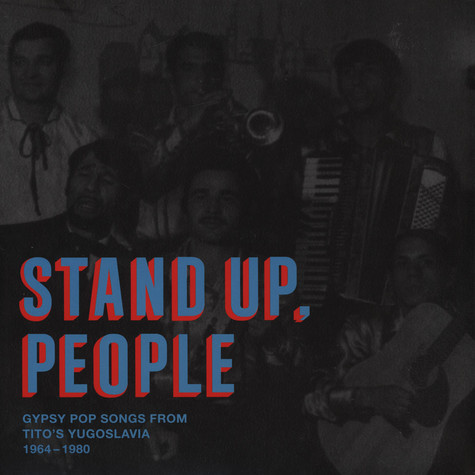 V.A. - Stand Up People