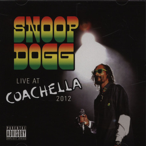Snoop Dogg - Live At Coachella 2012