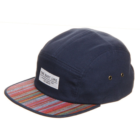 The Quiet Life - Flax 5 Panel Cap