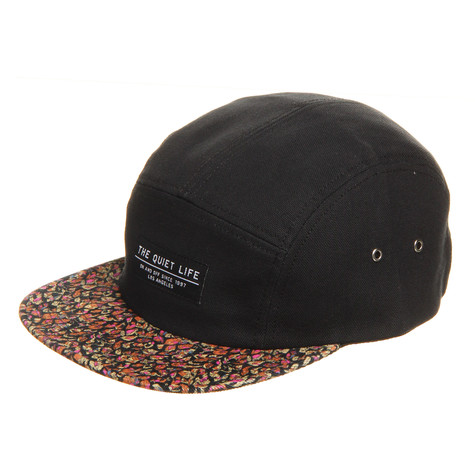 The Quiet Life - Liberty Cord 5 Panel Cap