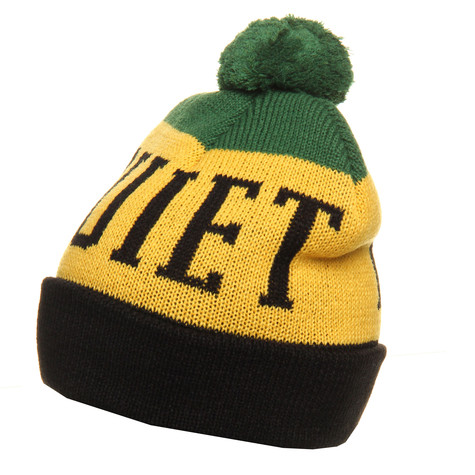 The Quiet Life - Tre Stocking Beanie