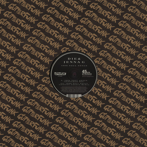 Die & Jenna G - 1000 Soul Songs Addison Groove Remix