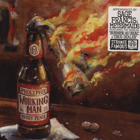 Prolyphic & Buddy Peace - Working Man