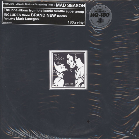 Mad Season - Above - Expanded Edition Vinyl