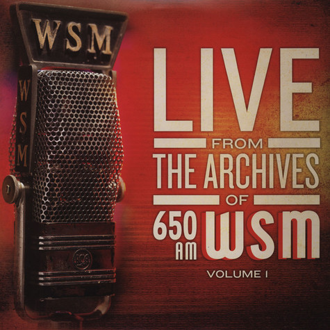V.A. - 650 Am Wsm Live From The Archives 1