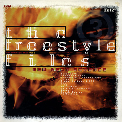 V.A. - The Freestyle Files Vol. 3: New Beat Science