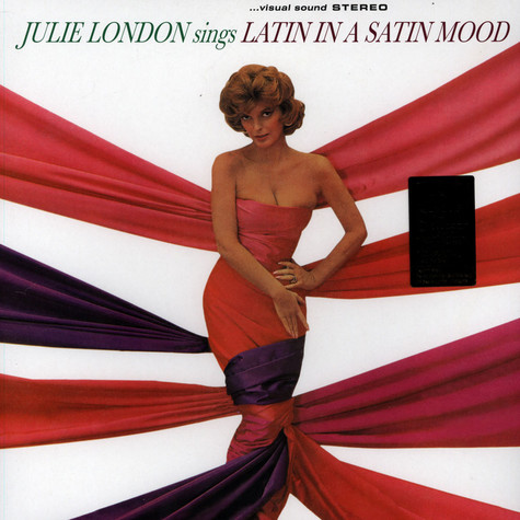 Julie London - Sings Latin In A Satin Mood