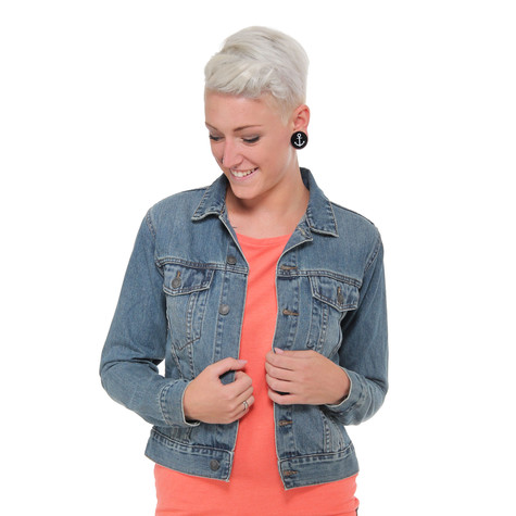Cheap Monday - Vital Women Denim Jacket