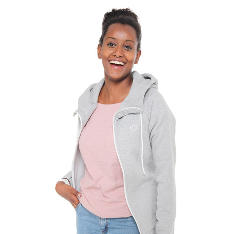 adidas - Casual Women Zip-Up Hoodie