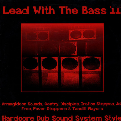 V.A. - Lead With The Bass II