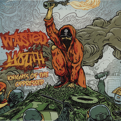 Wasted Youth - Knights Of The Oppressed