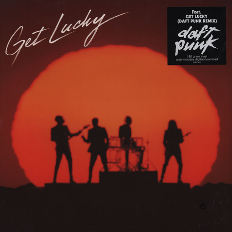 Daft Punk - Get Lucky feat. Pharrell Williams & Nile Rogers