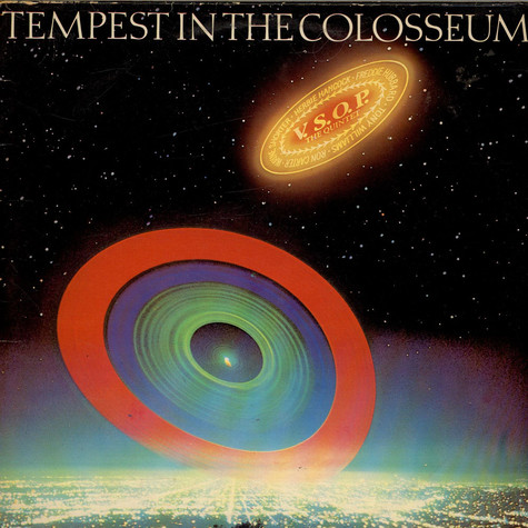 V.S.O.P. Quintet , The - Tempest In The Colosseum