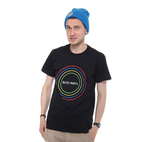 Bloc Party - Circles T-Shirt
