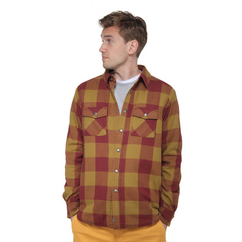 The North Face - Stone Cat Lined Flannel Shirt