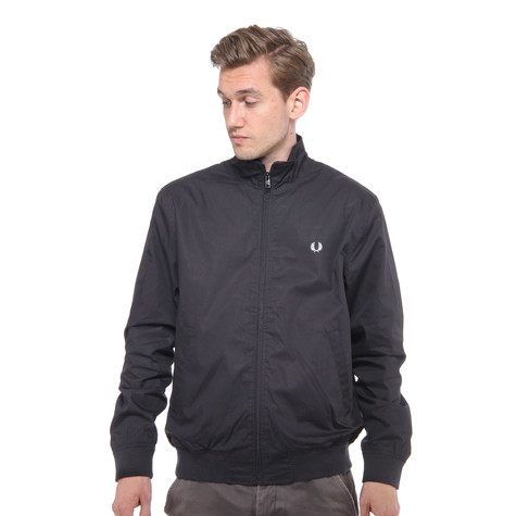 fred perry sailing jacket black hhv. Black Bedroom Furniture Sets. Home Design Ideas