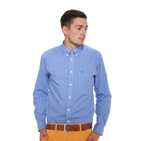 Fred Perry - Gingham Shirt