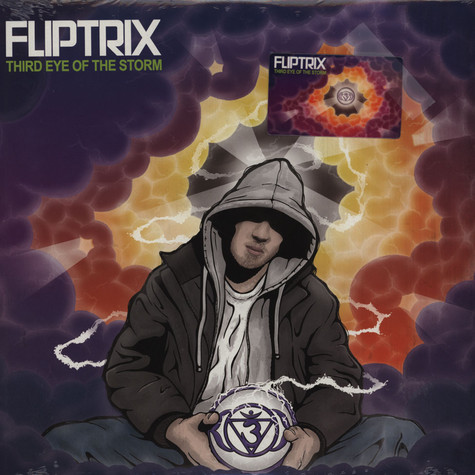 Fliptrix - Third Eye of The Storm