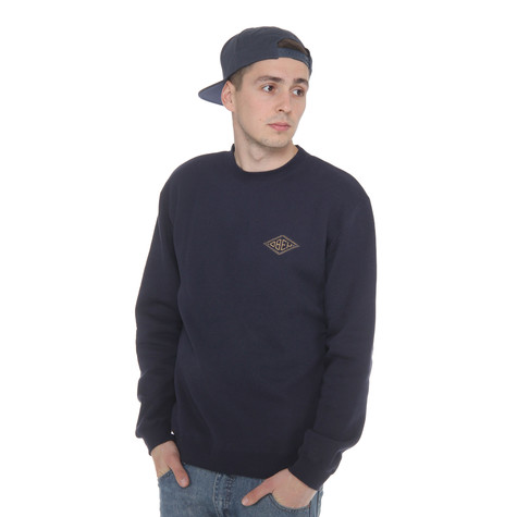 Obey - Motif Crewneck Sweater