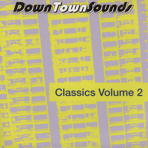 Dinosaur / Black Science Orchestra - Downtown Sounds Classics Volume 2