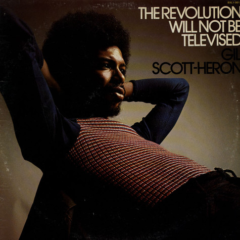 Gil Scott-Heron - The Revolution Will Not Be Televised