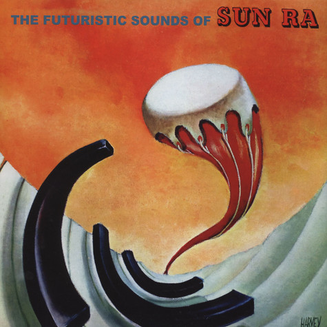 Sun Ra - The Futuristic Sounds Of…
