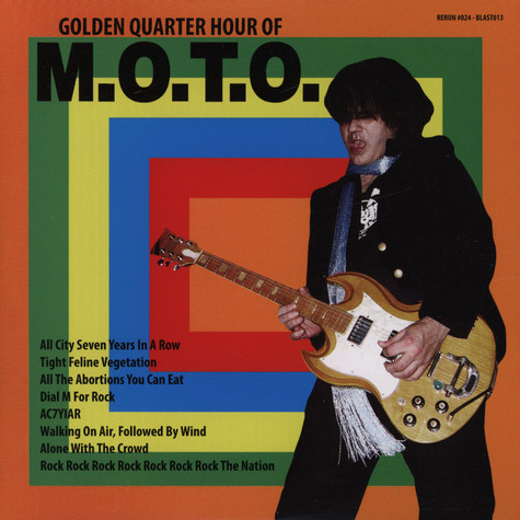 M.O.T.O. - Golden Quarter Hour Of…