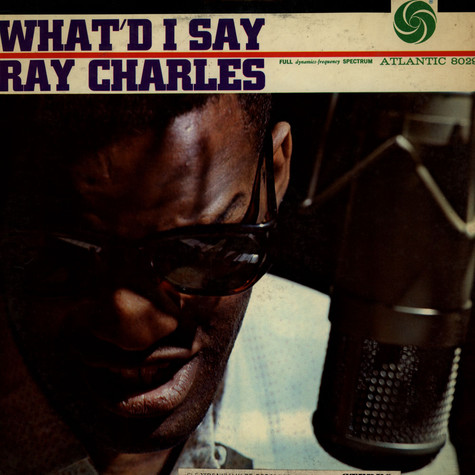 Ray Charles - What`D I Say