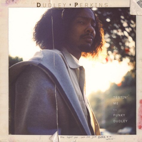 Dudley Perkins - Funky Dudley