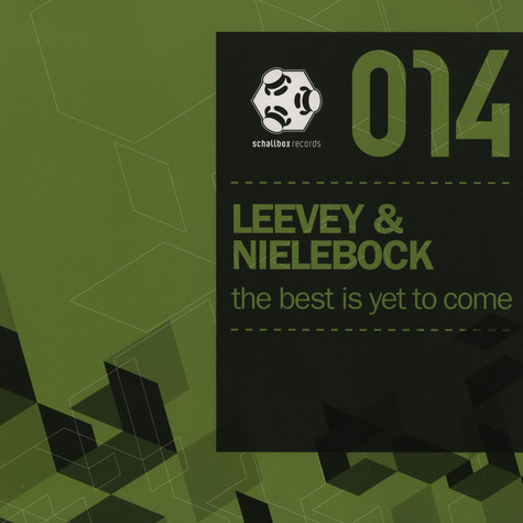 Leevey & Nielebock - The Best Is Yet To Come