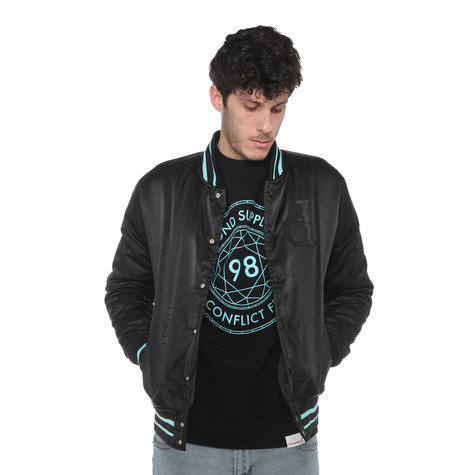 Diamond Supply Co. - Un-Polo Team Jacket
