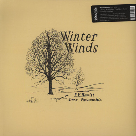P.E. Hewitt Jazz Ensemble - Winter Winds