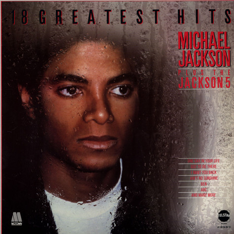 Michael Jackson - 18 Greatest Hits
