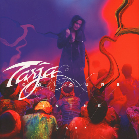 Tarja Turunen of Nightwish - Colours In The Dark