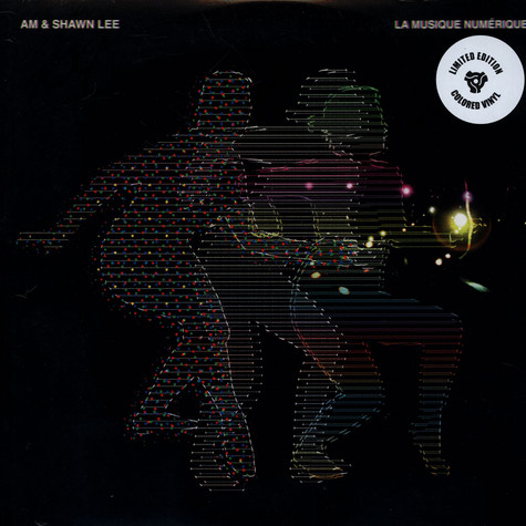 AM & Shawn Lee - La Musique Numerique Colored Vinyl Edition