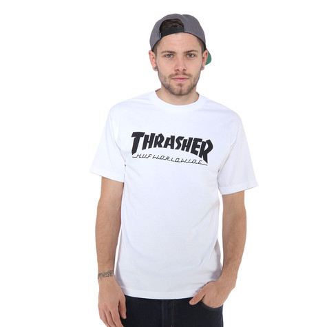 HUF x Thrasher - Tour T-Shirt