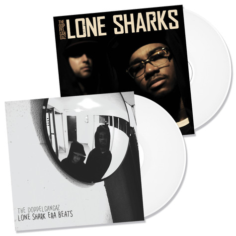 Doppelgangaz, The - Lone Sharks HHV Deluxe Edition Bundle