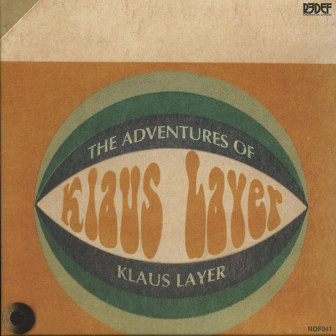 Klaus Layer - The Adventures Of Captain Crook