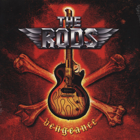 Rods, The - Vengeance