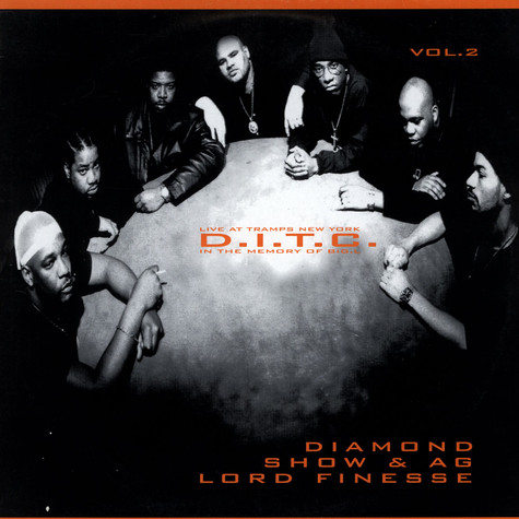 DITC - Live At The Tramps New York In The Memory Of Big.L Vol. 2